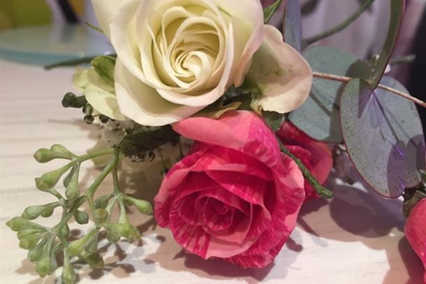 Blomster - illustrasjonsbilde