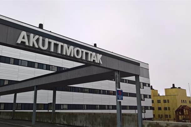 Akuttmottak Sykehuset Østfold Kalnes