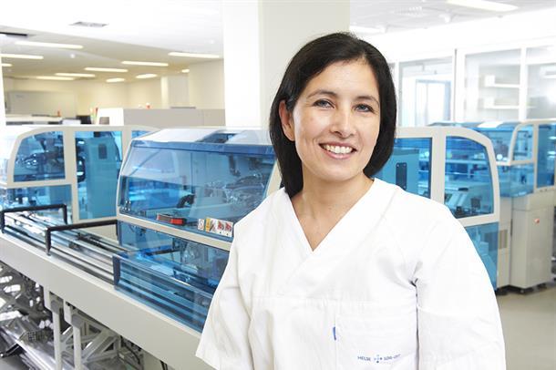 Anne Palacios
