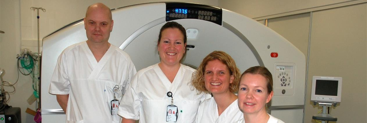Ny digital PET/CT