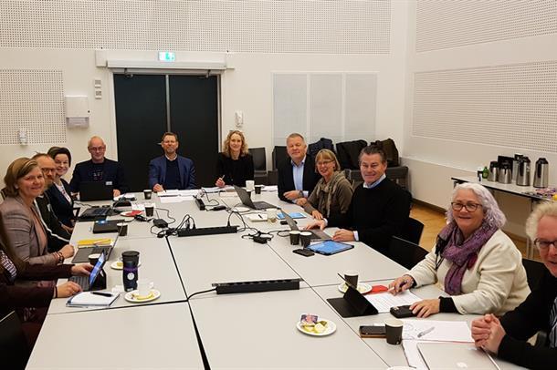 Styremøte i Sykehuset Østfold