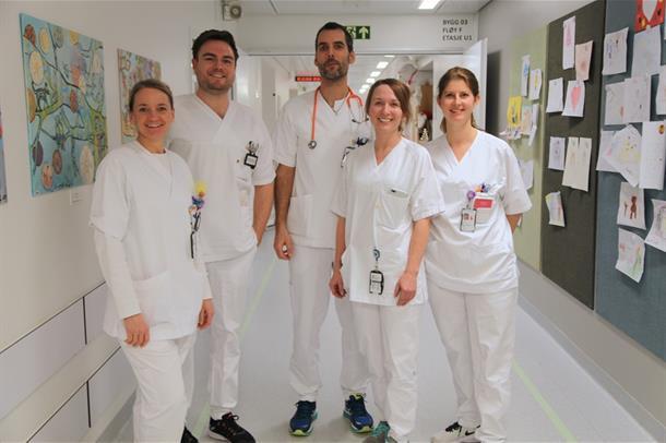 Oppstart for palliativt team i Sykehuset Østfold