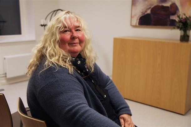 Sykehusprest Ruth Irene Rasmussen