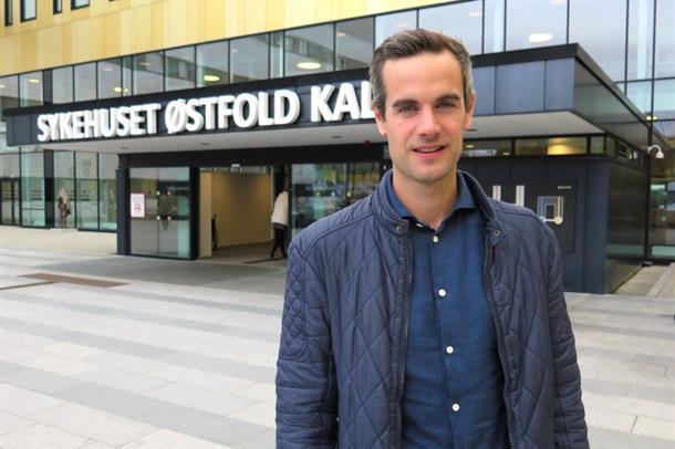 Christian Riddervold Kahrs er aktuell med et doktorgradsprosjekt om cøliaki.