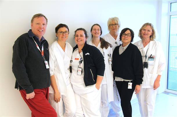 Nytt tilbud til kreftpasienter under behandling på Sykehuset Østfold Kalnes